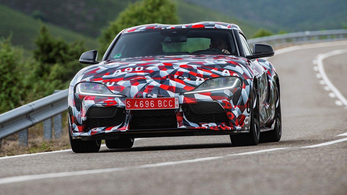 2019 Toyota Supra: more details emerge, future plans ...