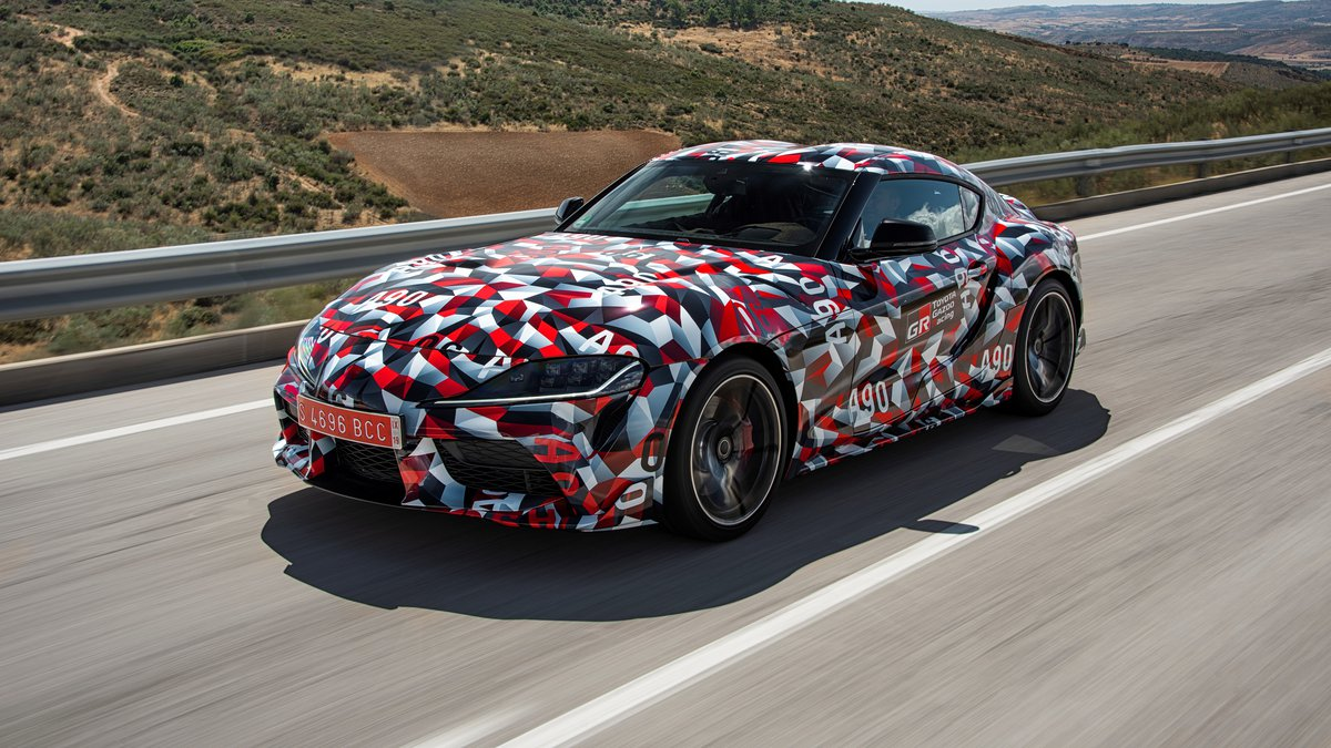 2019 Toyota Supra More Details Emerge Future Plans