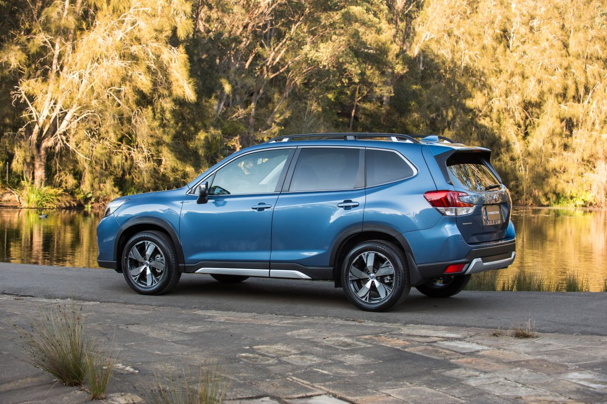Forester Vs Outback >> 2019 Subaru Forester gains in size and features but drops turbo - ForceGT.com