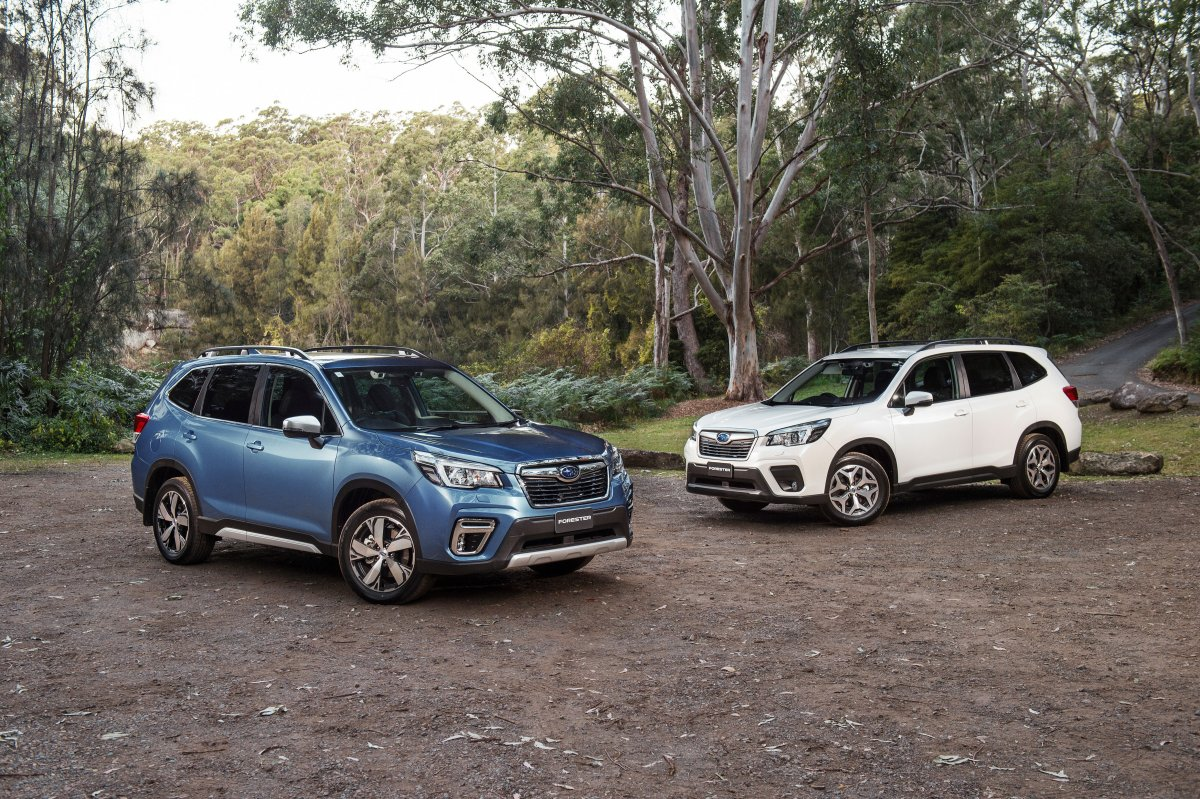 2019 Subaru Forester Gains In Size And Features But Drops