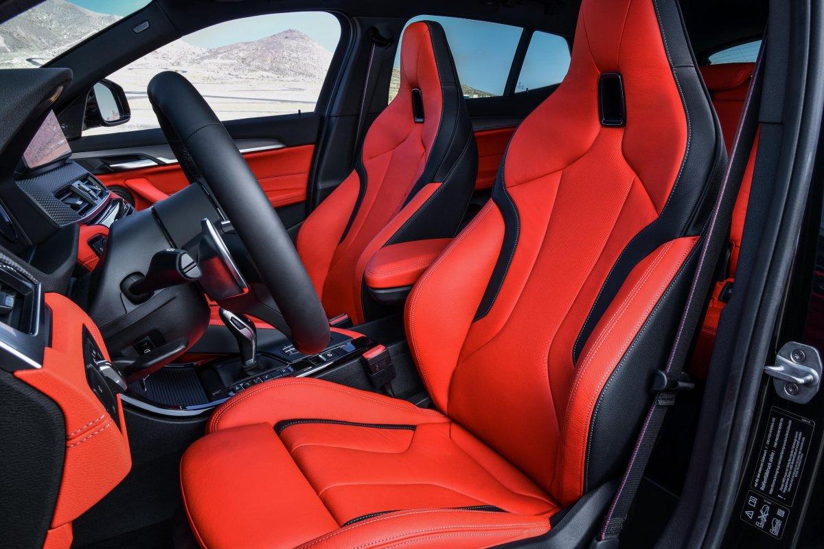 Bmw X2 M35i Debuts New 235kw Turbo Four Forcegt Com