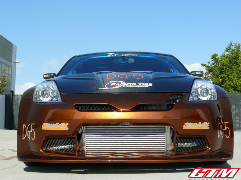 Tuned: GTM Motorsports Twin Turbo 427 RWHP Nissan 350Z ...
