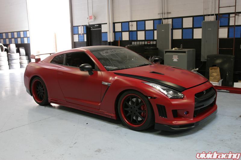 Tuned: Vivid Racing Nissan GT-R - ForceGT.com