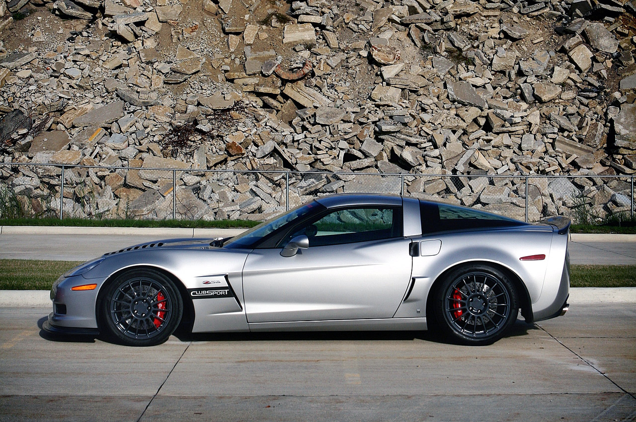 Katech Performance Track Tuned Corvette Z06