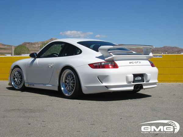 Race Tuned Porsche 997 GT3 From GMG Racing - ForceGT.com