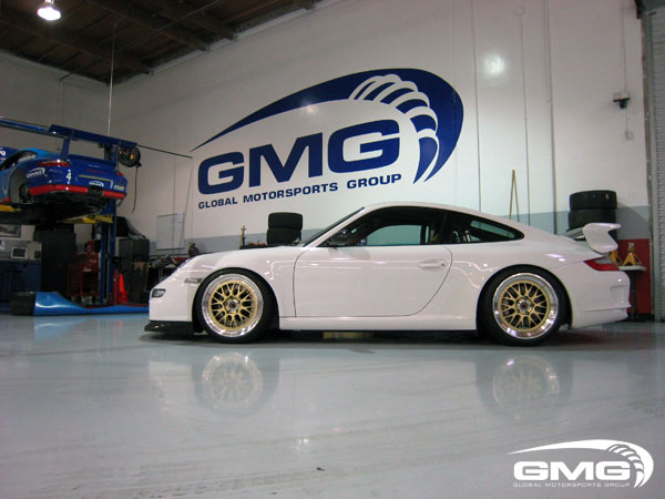 Race Tuned Porsche 997 Gt3 From Gmg Racing Forcegt Com