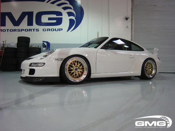 Race Tuned Porsche 997 Gt3 From Gmg Racing Forcegt Com