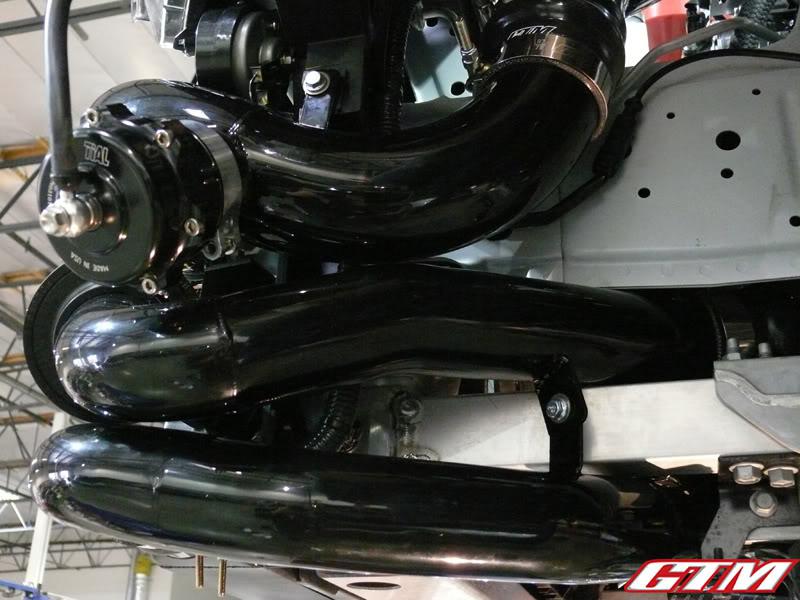 Build: 518 Rear Wheel HP Twin Turbo Nismo 370Z By GTM ...