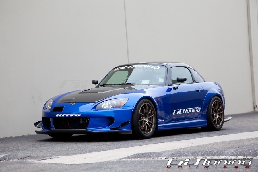 Tuned: GoTuning Honda S2000 Spec-T - ForceGT.com