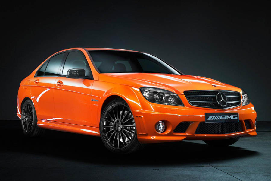Mercedes Unveils C63 Amg Concept 358 Amp Sls Amg At Sydney