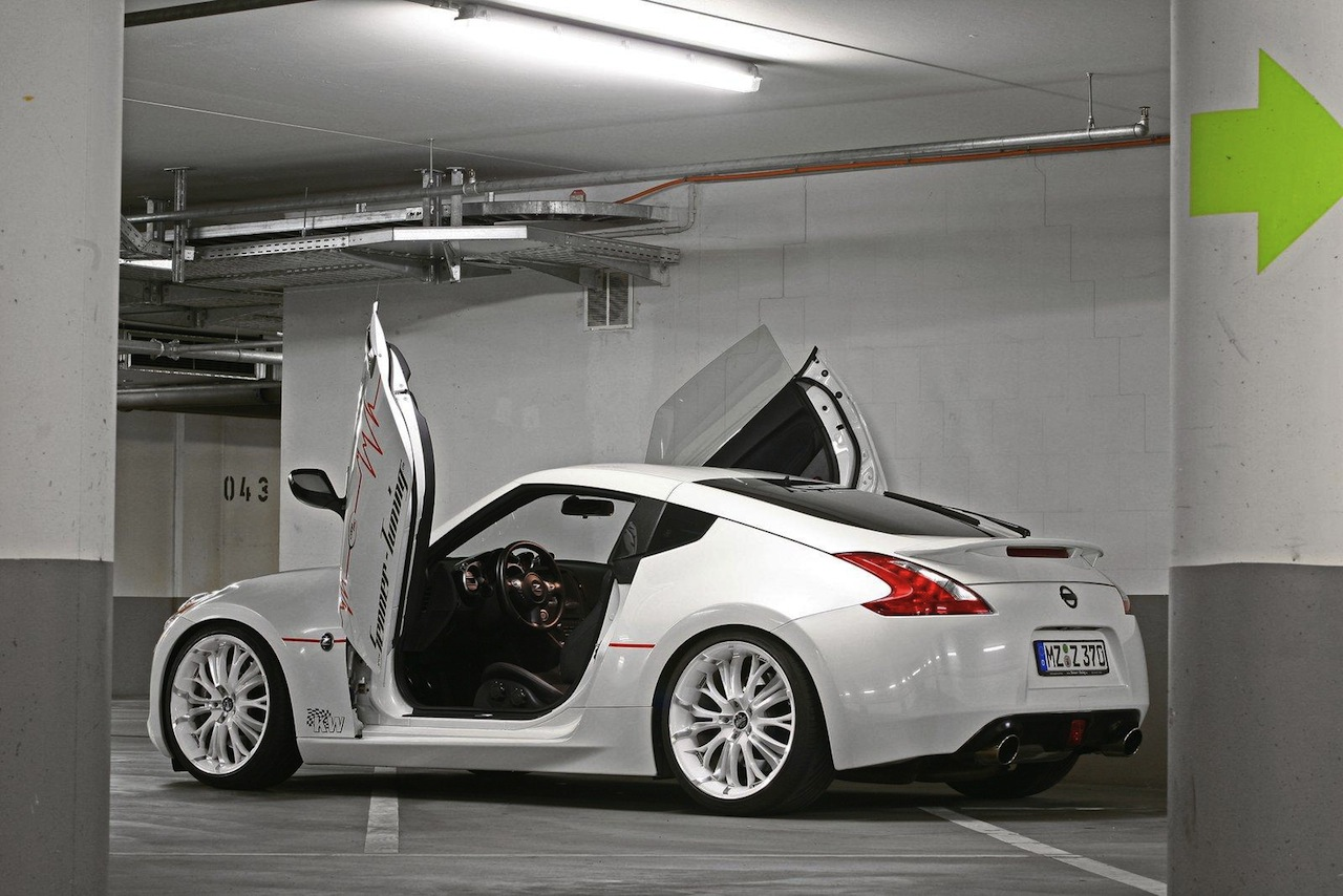 Senner Tuning Offers Performance Package For Nissan 370Z ...