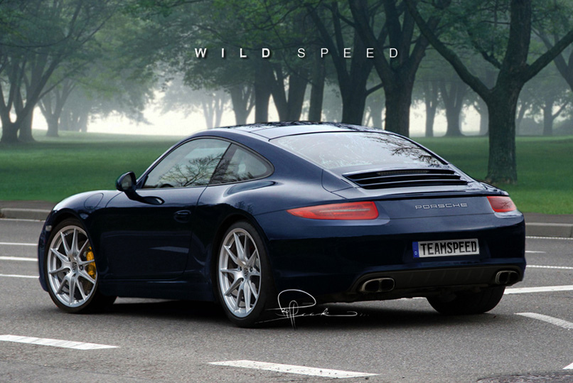 2012 Porsche 911 Series 998 Renderings Forcegt Com