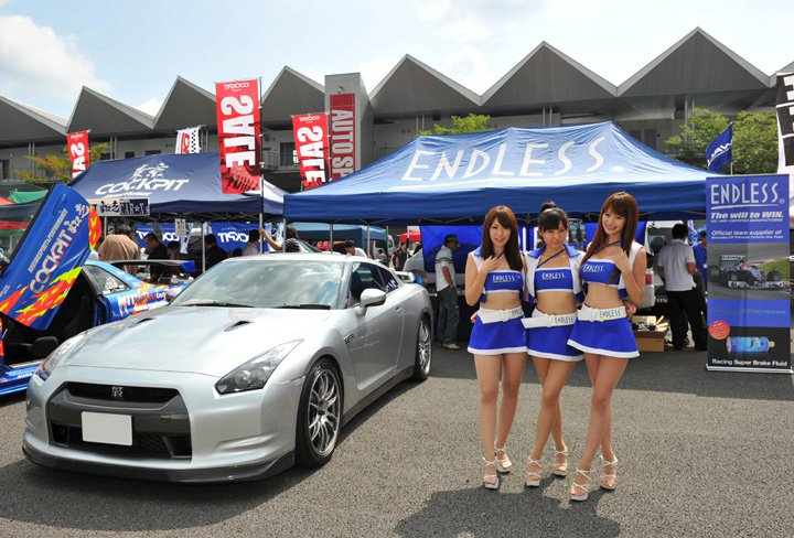 Happenings: Nissan Skyline Festival & Trackday At Fuji ...