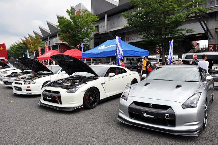 Happenings: Nissan Skyline Festival & Trackday At Fuji ...