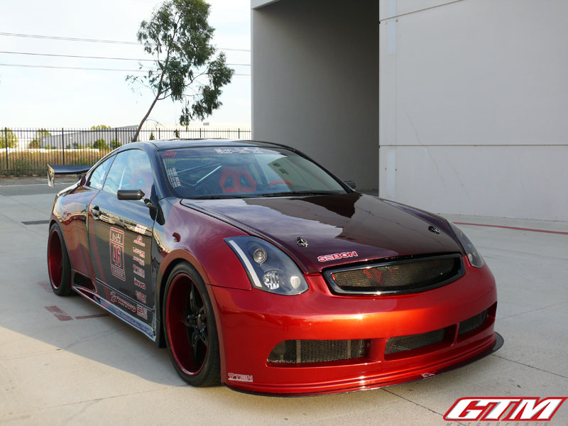 Tuned: GTM Wide-body Infiniti G35 - ForceGT.com