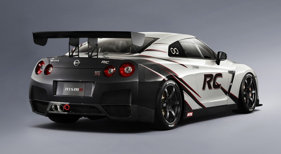 Nissan Nismo GT-R RC Race Car - ForceGT.com