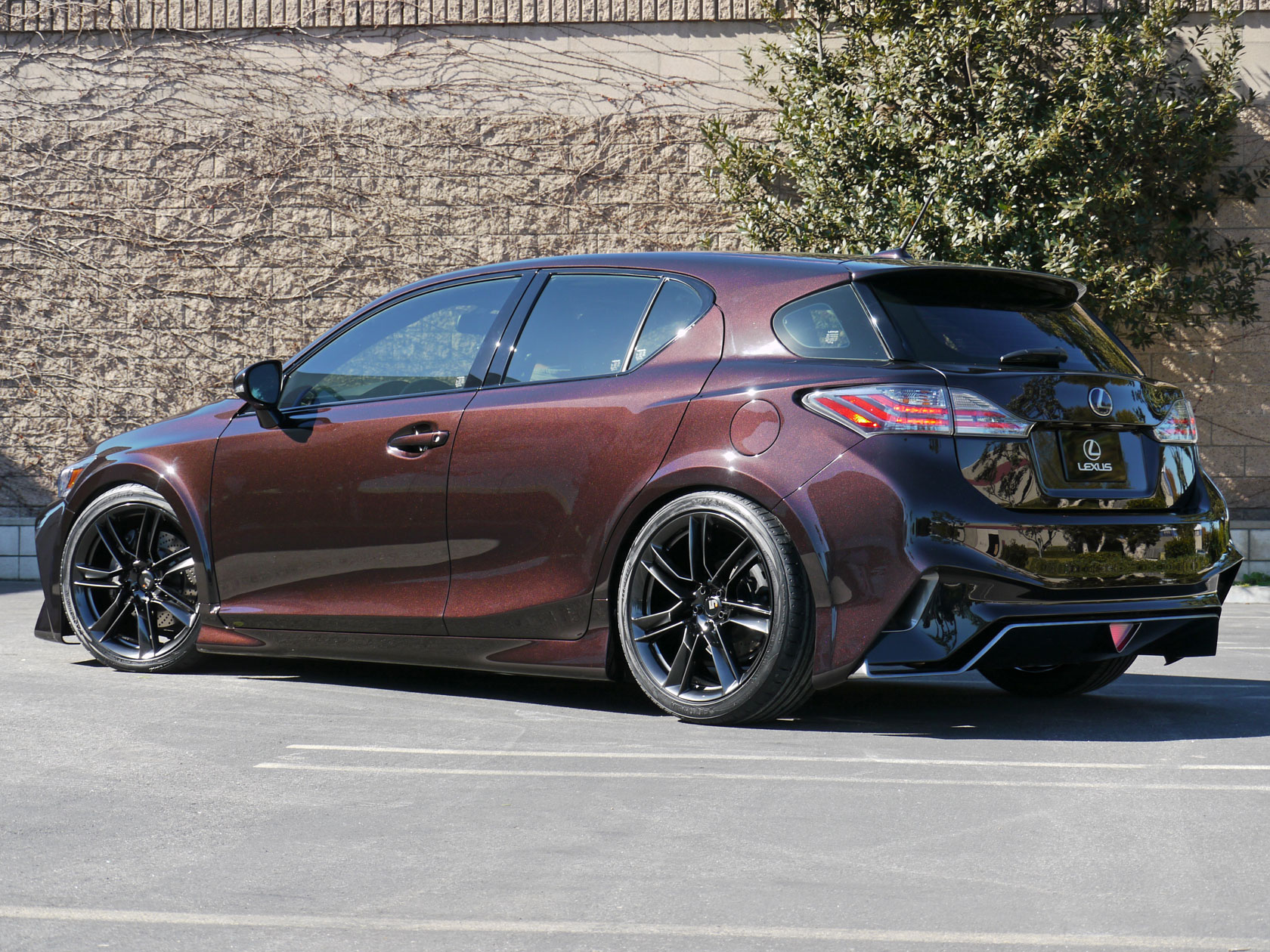 Lexus Ct200H F Sport >> Lexus Tuning - Widebody CT 200h Project CT by Five Axis