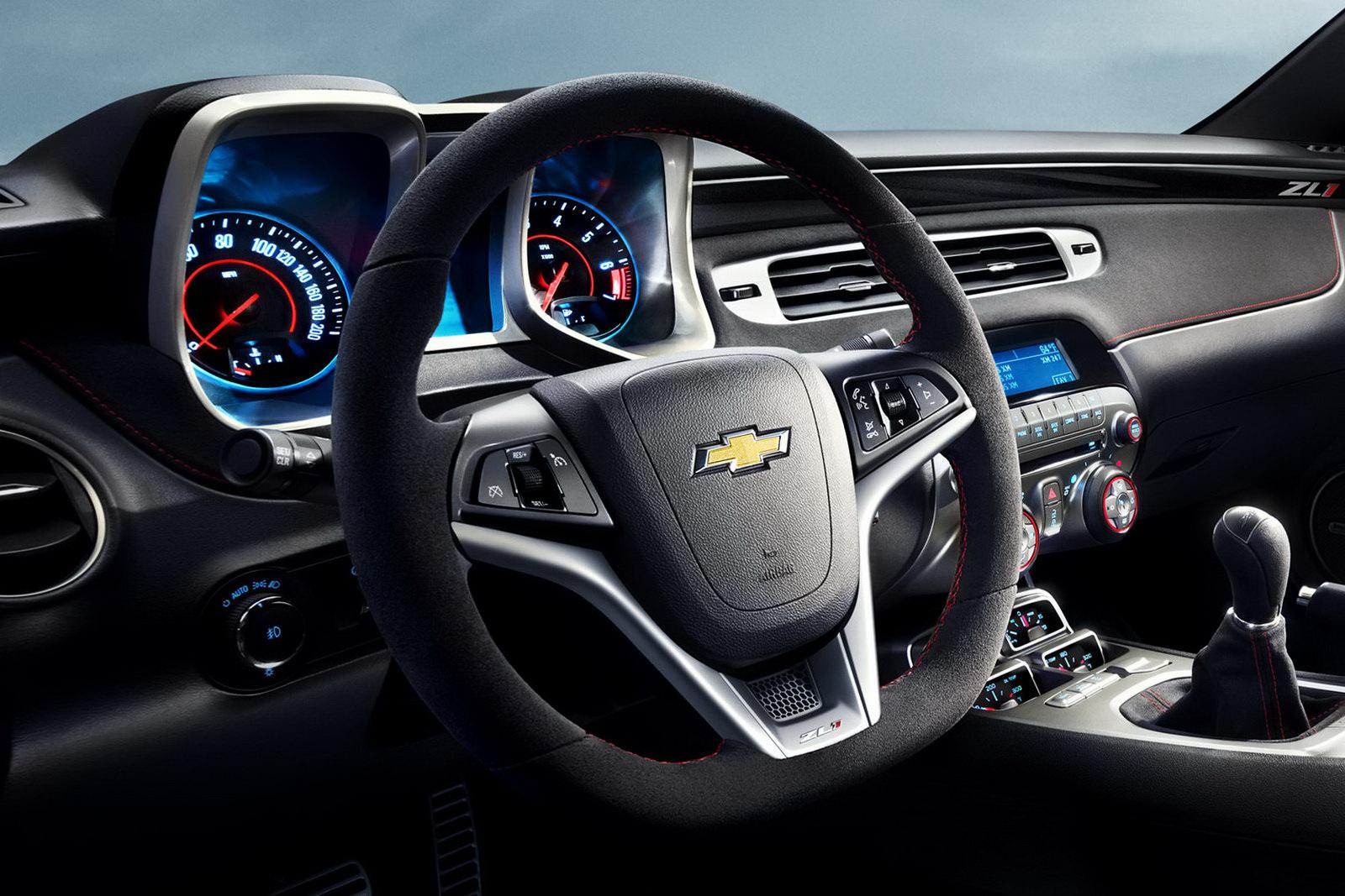 2012 Chevrolet Camaro Zl1 Forcegt Com