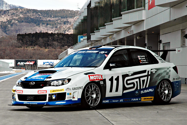 Tuned Subaru Wrx Sti Ts N 252 Rburgring Challenger Forcegt Com