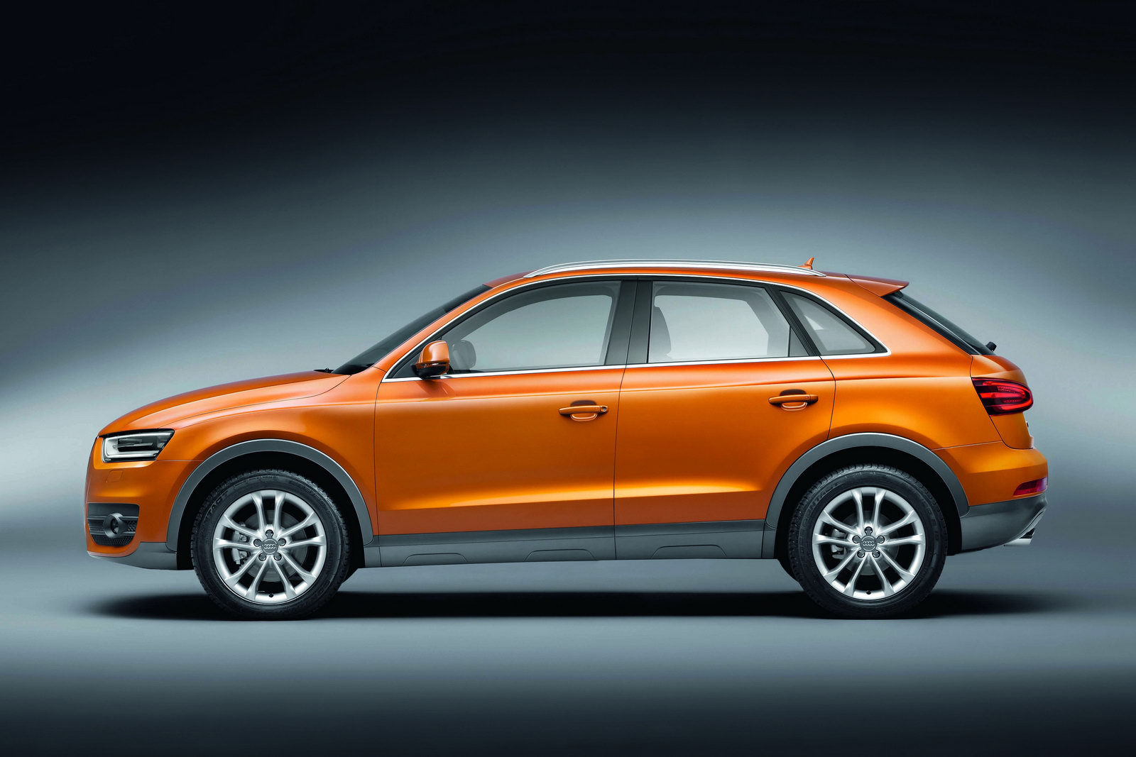 Audi Q3 Junior Suv Official Pictures And Specs Forcegt Com