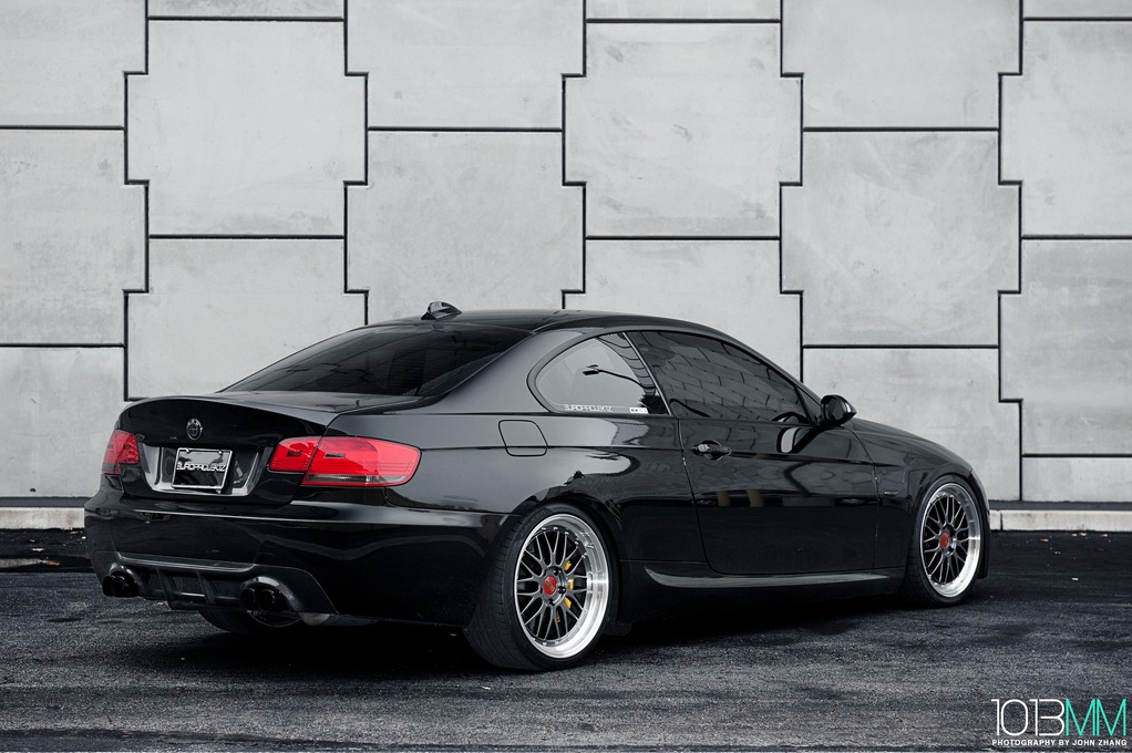 Tuned Bmw 335i 05 Forcegt Com