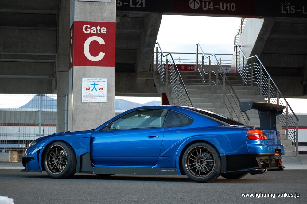 Toyota Of Alvin >> JUM Widebody S15 Silvia 06 - ForceGT.com