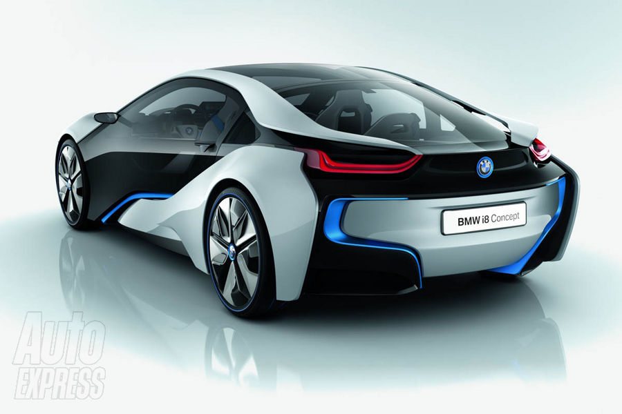 Bmw S Green Future I3 Ev And I8 Hybrid Supercar