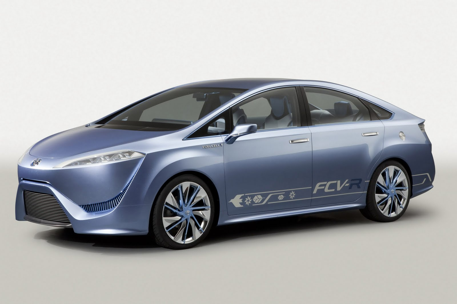 2011 Tokyo Motor Show Preview Toyota Fcv R Fuel Cell