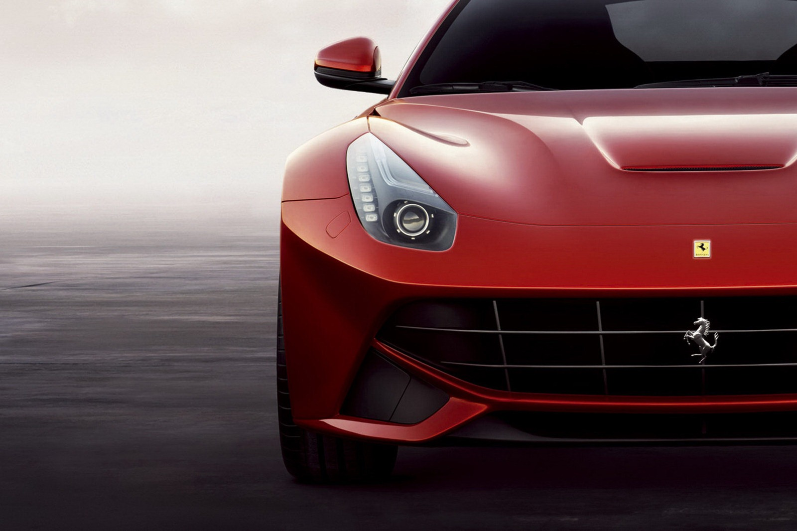 Ferrari F12 Berlinetta to debut at the Geneva ...