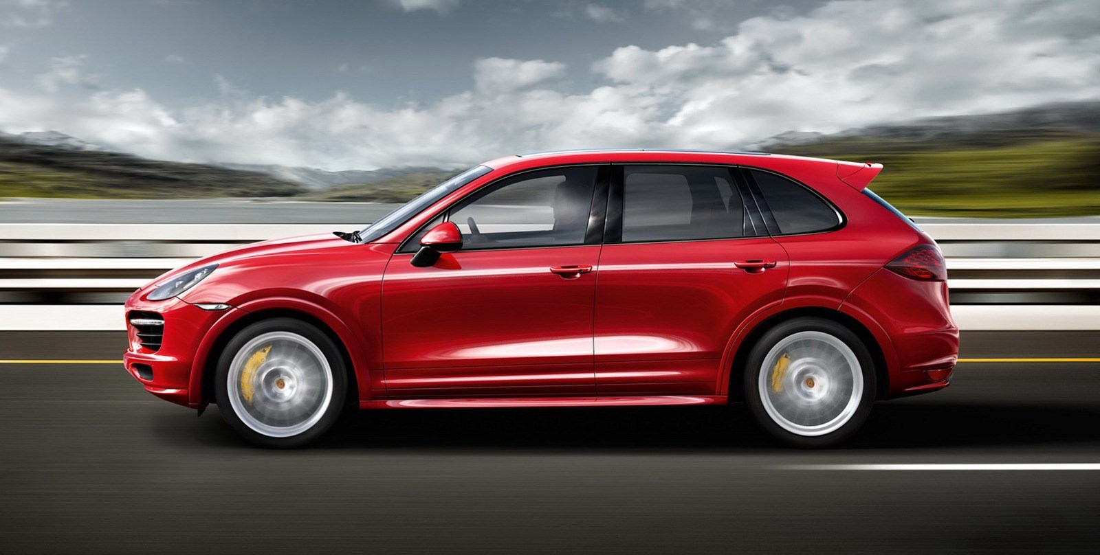 Porsche Cayenne Gts 414hp Of V8 Goodness Forcegt Com