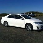 Toyota Camry Review – 2012 Altise, Driver Side 2