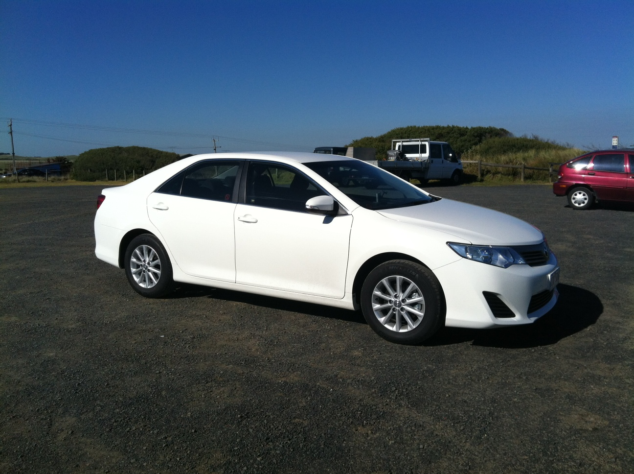 Toyota Camry Review U2013 2012 Altise, Driver Side 2
