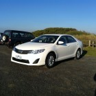 Toyota Camry Review – 2012 Altise