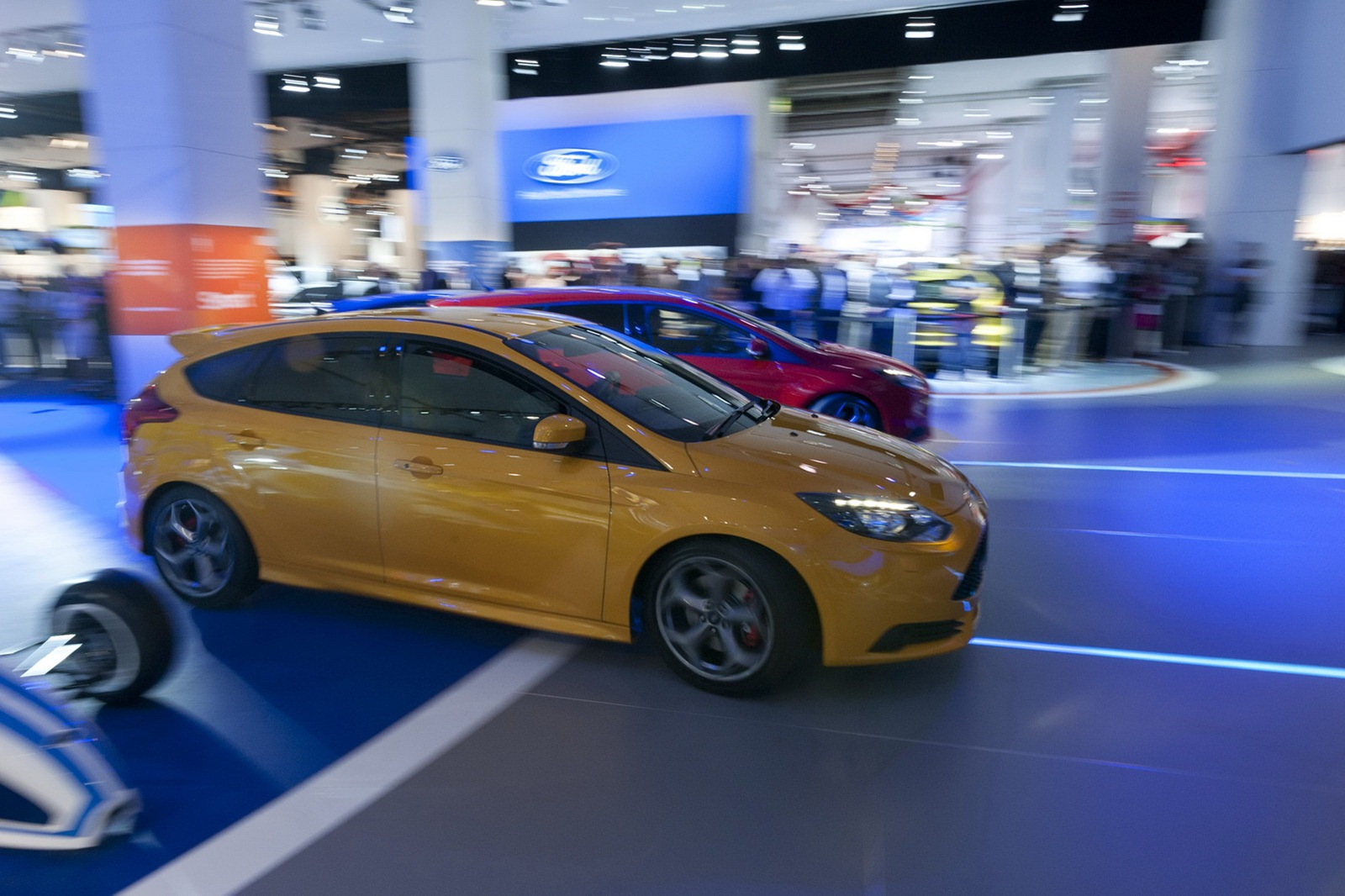 2013 Ford Focus St On Sale In The Uk Priced From 163 21 995