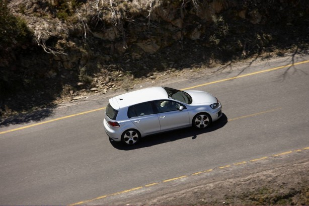 Volkswagen Golf Review - 2012 Mk6 GTI, Driving