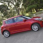 Suzuki Swift Review – 2012 Sport Manual, Driver Side 2