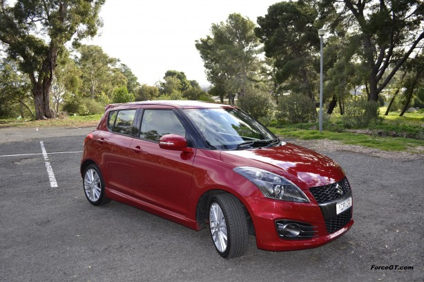 Suzuki Swift Review – 2012 Sport Manual