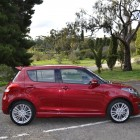 Suzuki Swift Review – 2012 Sport Manual, Driver Side 4