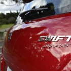 Suzuki Swift Review – 2012 Sport Manual, Swift Emblem