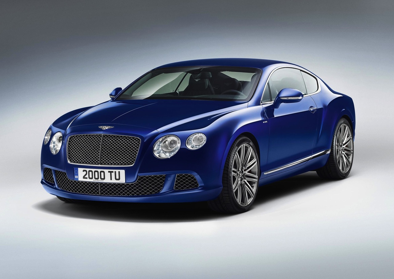 bentley cars news 2012 continental gt speed. Black Bedroom Furniture Sets. Home Design Ideas