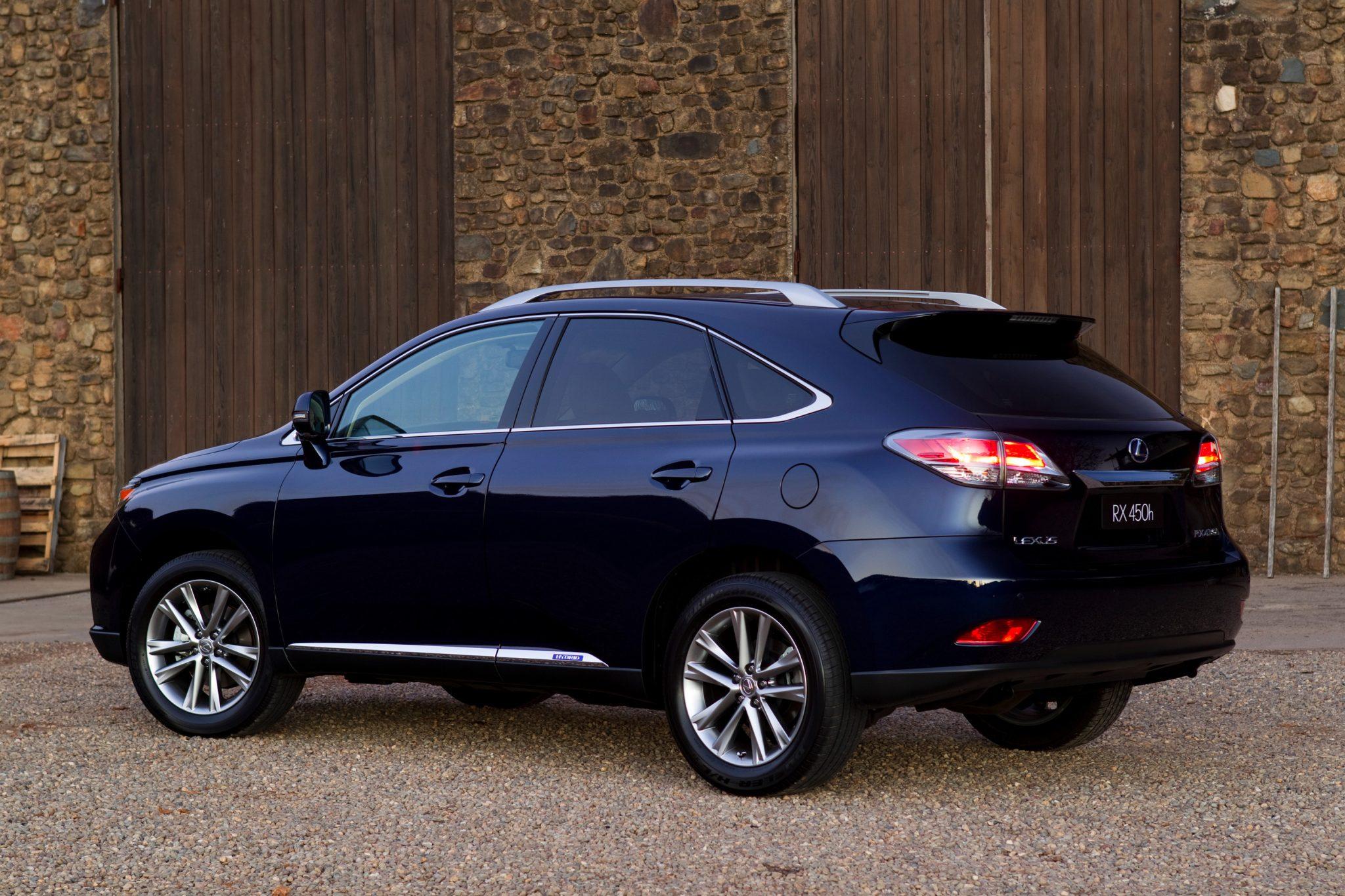 2012 Lexus Rx 450h Sports Luxury Forcegt Com