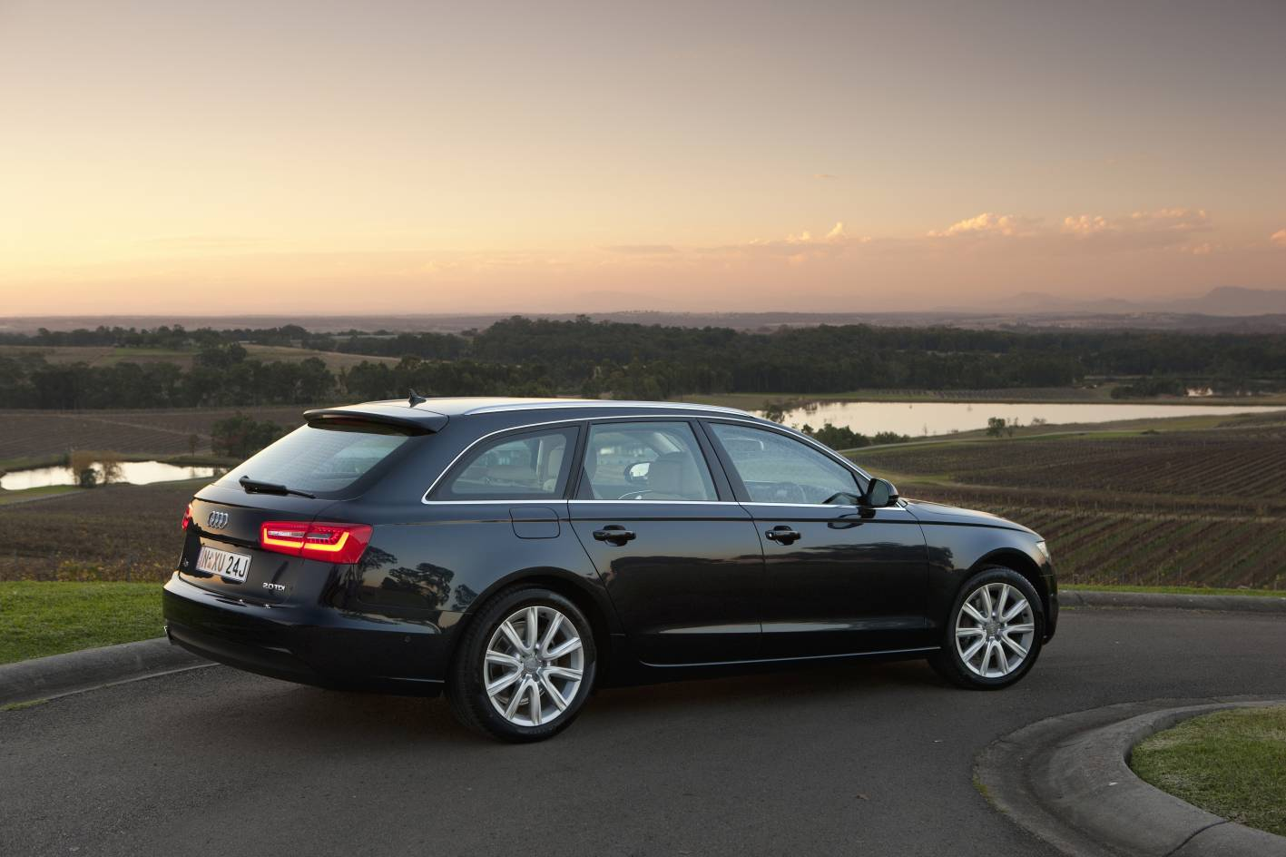2013 Audi A6 Avant Launched In Australia Forcegt Com