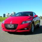Honda CR-Z Review – 2012 Manual Sport, Grill
