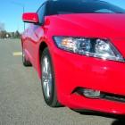 Honda CR-Z Review – 2012 Manual Sport, Headlight