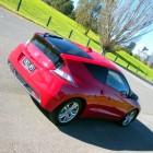 Honda CR-Z Review – 2012 Manual Sport, Driver Rear