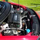 Honda CR-Z Review – 2012 Manual Sport, Engine Side