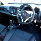 Honda CR-Z Review – 2012 Manual Sport, Steering Wheel