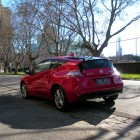 Honda CR-Z Review – 2012 Manual Sport, Passenger Rear