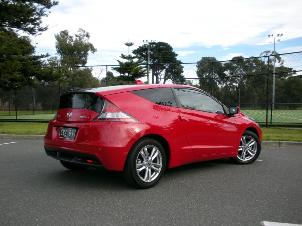Honda CR-Z Review – 2012 Manual Sport, Driver Side