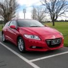 Honda CR-Z Review – 2012 Manual Sport, Parked